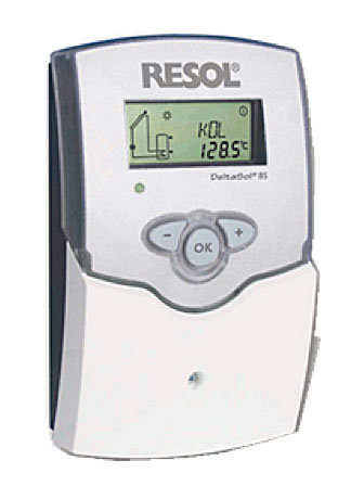 solar-hot-water-controller