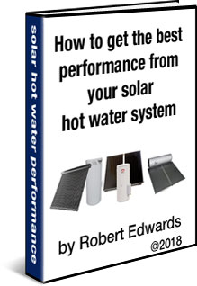 Discover How to get the best performance from your solar hot water system