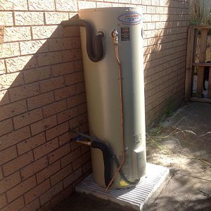 hot water system installations in Gungahlin Canberra